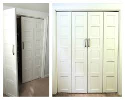 Louvered Closet Doors White : Cleaning The Wooden Louvered Closet ...