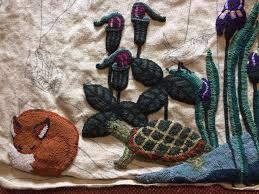 crochet sea turtle rug free pattern
