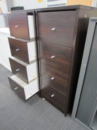 timber office furniture. Dark Timber 4 Drawer Filing Cabinets (2) Office Furniture T