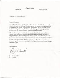 Gallery Of Letter Of Recommendation From Pastor For Student