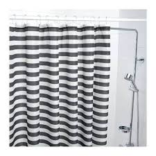 shower curtain black and grey shower curtain bathrooms black and white striped shower curtain black