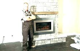 installing gas fireplace insert gas fireplace insert cost fireplace insert cost installing wood burning fireplace insert installing gas fireplace
