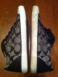how to remove stains from tennis shoes so easy use nail polish remover to wipe off stains