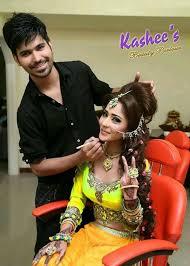 world s best makeup artist kashif aslam with sara khan