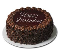 happy birthday choco cake at rs 769