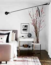 Bedside Sconces swing arm sconce roundup emily henderson 7265 by xevi.us