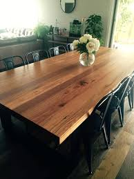 hardwood dining table recycled timber furniture hardwood dining tables for