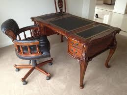 antique reion writing desk