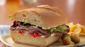 roast beef sandwich recipe.  Roast MakeAhead Roast Beef Sandwich For Recipe S