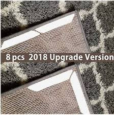 keeps your rug in place makes corners flat premium carpet gripper with renewable gripper tape ideal anti slip rug pad for your