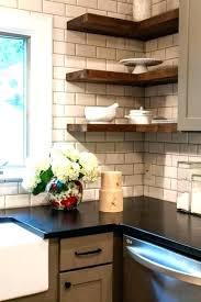 kitchen floating shelves decor best floating shelves for kitchen breathtaking floating shelf kitchen ideas design exquisite