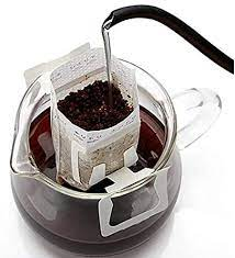 164 results for single cup coffee filters. Amazon Com Coffee Filter Paper Bag 100 Pieces Hanging Ear Drip Coffee Bag Single Serve Disposable Drip Coffee Filter Bag Perfect For House Travel Office Daily Kitchen Dining
