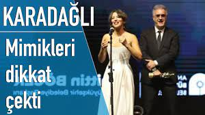 Tamer Karadağlı'dan Nihal Yalçın'a tepki toplayan hareket: 'Artık sus' mu  diyorsunuz? - YouTube