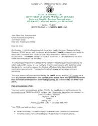 Luxury Survey Cover Letter Template 51 For Cover Letters For Bunch