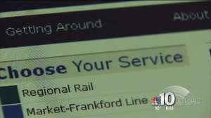 not so prepared for the pope septa site crashes minutes after debuting special tickets for wmof mute