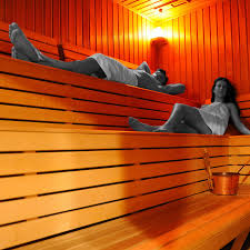 the easiest way to burn 600 calories is by sitting in a 150 degree box