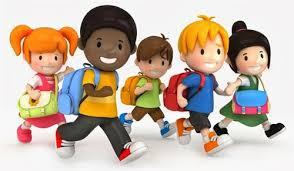 Resultado de imagem para crianças na escola