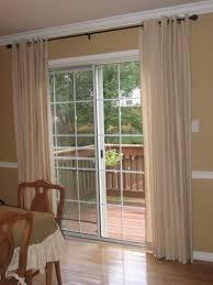 Patio Door Curtain Sliding Patio Door Curtain Ideas Sliding Doors