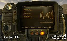 Fallout New Vegas Pip Boy Light Pipboy 3000 Hd Retexture At Fallout New Vegas Mods And