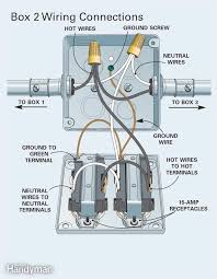 Briggs and Stratton 16 HP Wiring Diagram double outlet box wiring diagram get free image about a gang diagram