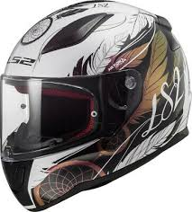 Ls2 Helmets Rapid Dream Catcher Helmet Ebay