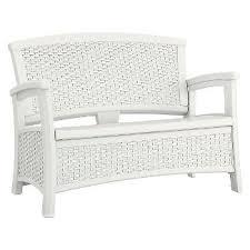white wicker patio furniture Tar