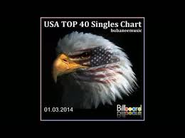 Usa Hot Top 40 Singles Chart 01 03 2014