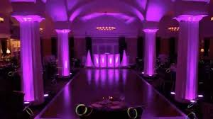 party lighting ideas. wedding stuff uplighting u0026 party lighting ideas ideal media djhd dc md va youtube k