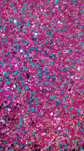 Glitter wallpaper shine pink blue ...
