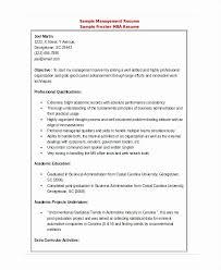 50 Best Of Image Of Mba Finance Resume Sample For Freshers | Resume ...