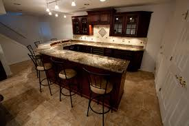 Best Simple Basement Bars With Basement Wet Bar Designs With Iron