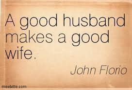 Best nine admired quotes about good husband photo Hindi ... via Relatably.com