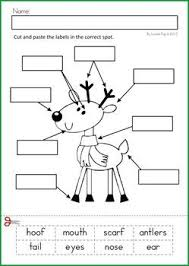 Literacy worksheets, Math literacy and Cut and paste on PinterestChristmas Math & Literacy Worksheets & Activities No Prep