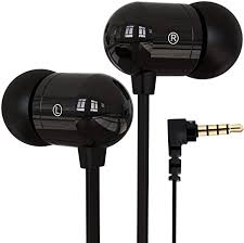Betron B750s <b>Earphones</b>, <b>Wired In</b>-Ear <b>Headphones</b>, Noise Isolating...