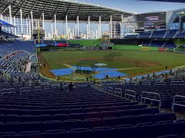 lessons learned marlins ballpark leaks grass is browning wusf news illustration of marlins park