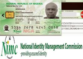 – Collection Diary Nigerian Ready 000 For 300 Cards - Id Nimc