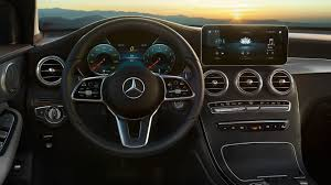 Cristi stefan , october 13, 2017. Mercedes Benz Glc Suv Fully Digital Displays