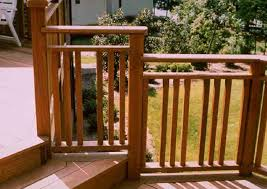 Ipe porch railing ideas
