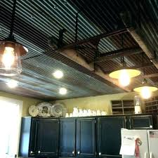 corrugated metal ceiling rustic tin ceiling panels corrugated metal ideas awesome 5 kitchen more corrugated metal ceiling panels