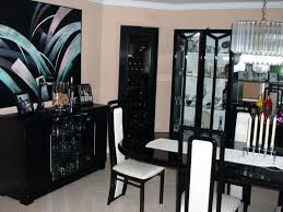 black lacquer dining room chairs black lacquer dining room table with design photos black lacquer dining