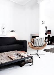 Black Furniture Living Room Ideas Fascinating Stylish Black Living Room Ideas Interior Interior Design Living Room