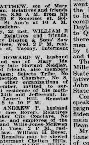 Mary Ida Howell - Newspapers.com