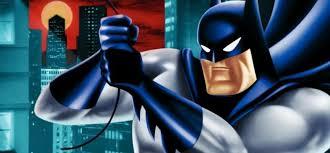 batman animation on vod the beginning