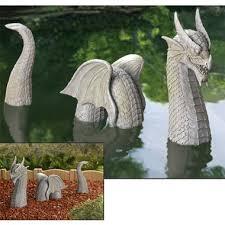 dragon garden dragon decor