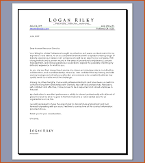 Good Cover Letter Example Sop Example