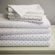 white and gold polka dot sheets.  Polka Polka Dot Sheet Sets And White Gold Sheets R