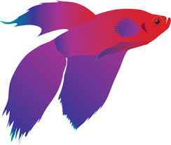 purple fish clip art. Exellent Clip With Purple Fish Clip Art