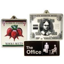 Image Beets Battlestar The Office Ornament Set Love This Want It Office Tv Show Pinterest 30 Best Products Love Images The Office Ceramic Art Bureaus