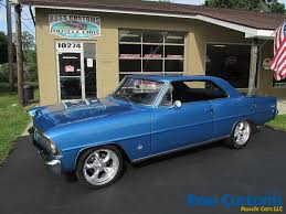 SOLD SOLD – 1967 Chevy II Nova Â« Ross Customs