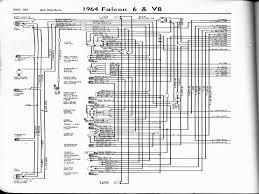 1964 ford falcon wiring diagram free diagrams